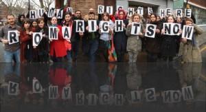 AmnestyRomaRightsNow