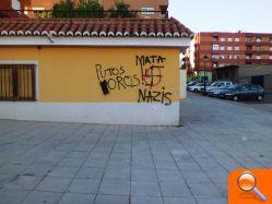 Islamophobic Graffiti